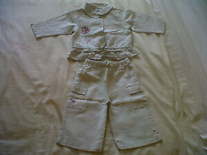 BABY GIRLS OUTFIT 12 MONTHS 2 PIECE IMMACULATE CONDITION NO MARKS - <span itemprop=availableAtOrFrom>Lichfield, Staffordshire, United Kingdom</span> - BABY GIRLS OUTFIT 12 MONTHS 2 PIECE IMMACULATE CONDITION NO MARKS - Lichfield, Staffordshire, United Kingdom