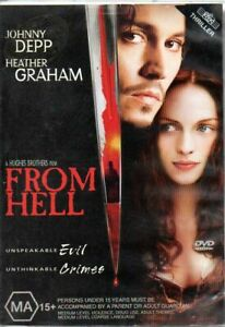 From-Hell-REGION-4-DVD-FREE-POST