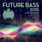 Future Bass 2015 by Various Artists (CD, Apr-2015, 2 Discs, Ministry of Sound)