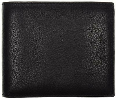 Brioni Credit Card Case Holder Wallet Leather 3 3//4 x 3 Brown 03WA0110 $450