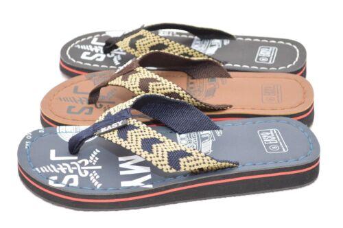 New MEN Sandals Flip Flop size 7-13