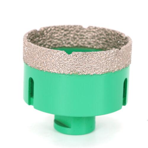 6pcs Diamant Cutter Hole Saw Drill Bit Tool Set Bohrer Loch Säge heat-resistant