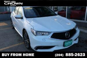 2018 Acura TLX SH-AWD Elite * RARE CAR / BEAUTIFUL CONDITION *