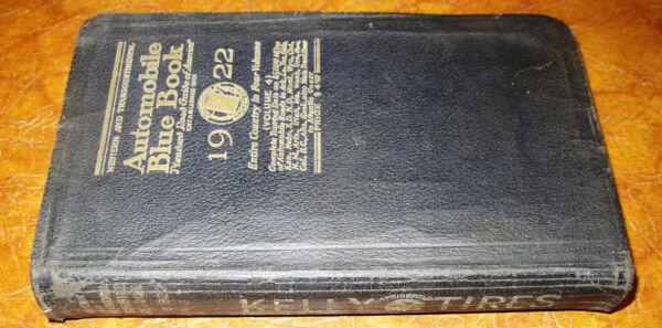 1920 1921 1922 Essex Rambler Nash Franklin Willys Packard Ford Libro Blu Vol 4