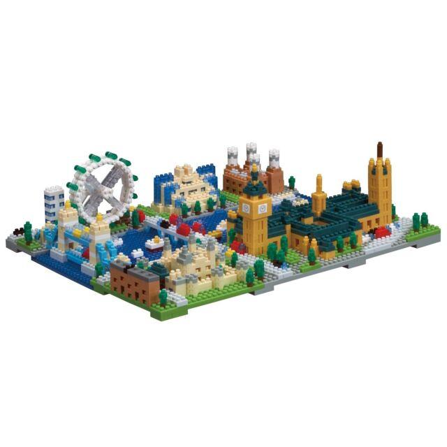 nanoblock - London Deluxe - nano blocks micro-size blocks NB-029