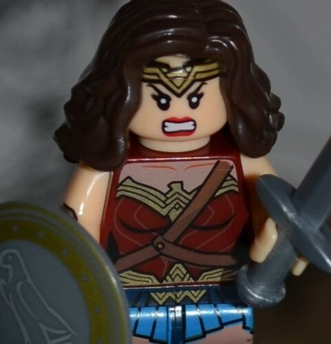 DC Super heroes Wonder Woman figure US Seller Batman Vs Superman
