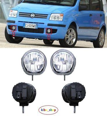 Satz Car Shades kompatibel mit Fiat Panda III 5 t/ürer 2012
