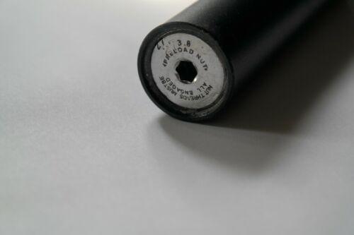GEFEDERTE Sattelstütze f CENTURION Backfire Serie 2018 27,2mm einstellbar NEU