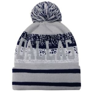 d04418f75efb7 Dallas Cowboys Pom Pom Hat Beanie New With Tags Free USA Shipping