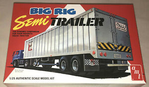 AMT-Big-Rig-Semi-Trailer-1-25-scale-model-kit-new-1164