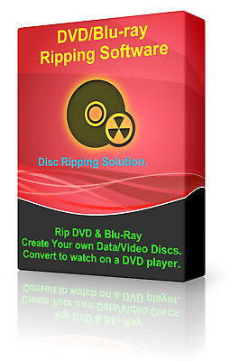 DVD Ripping Software Copy Clone CD DVD Bluray Media Films Series Music  Software 785339846375 | eBay