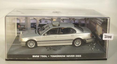 James Bond 007 Collection 1//43 BMW 750il Tomorrow never Dies in Box #7004