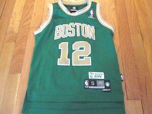 outlet store 9c17f f38f3 Details about REEBOK NBA BOSTON CELTICS RICKY DAVIS ST. PATRICK'S DAY  SWINGMAN JERSEY YOUTH S