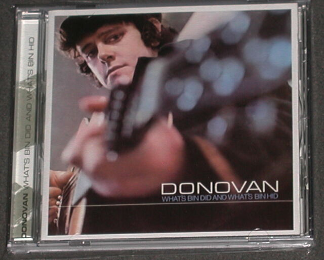 DONOVAN What's Bin Did And What's Bin Hid CD 2001 Sanctuary MINT OOP Rare
