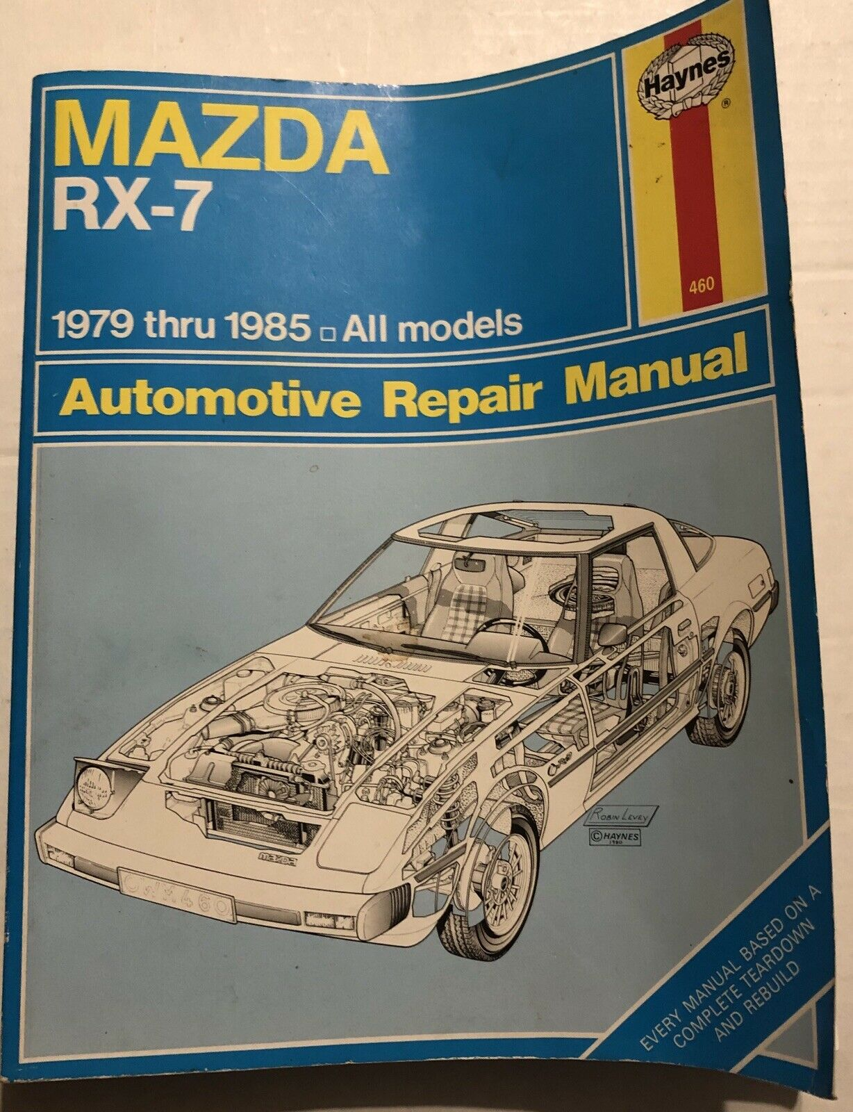 Haynes Publications 61035 Repair Manual