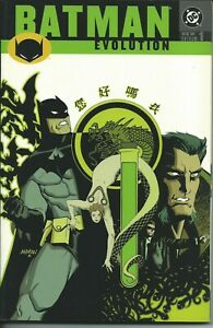 Batman Evolution Tpb - Dc 2001 ( Comics Usa ) Doux Et LéGer