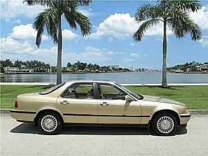 1991 Acura Legend ONLY 27K MILES NON SMOKER FLORIDA RUST FREE!!!