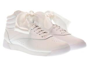 9e9bf470a07 Image is loading Reebok-P18u-shoes-woman-high-sneakers-CM8903-F-S-