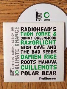 CD-034-The-Big-Ask-Live-034-Radiohead-039-s-Thom-Yorke-Nick-Cave-Razorlight-RARE