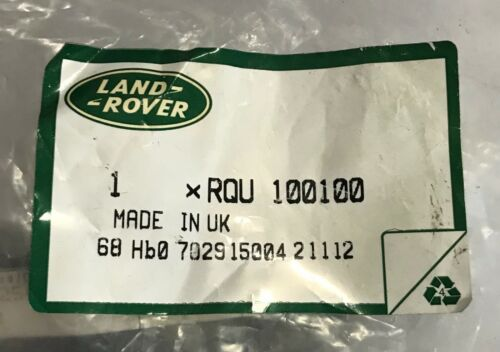 *NIB OEM Land Rover Air Suspension Compressor Bracket RQU100100