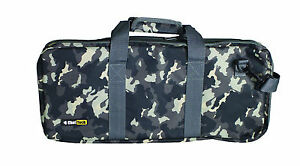 NEW-ChefTech-Knife-Chef-Roll-Bag-Fits-18-Pieces-with-Handles-Camo-Free-Post