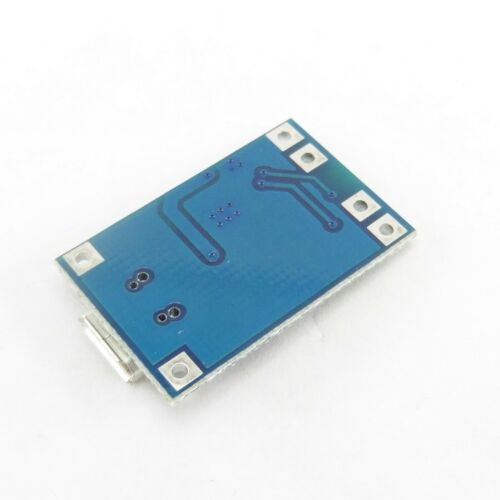 4.2 V 5 V 1 A MICRO USB Batterie Li-Ion Chargeur TP4056 protection puce ION-LITHIUM