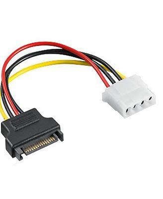 z PC S-ATA Adapter KABEL Strom Verlängerung ATX 20/24 PCI-E 6 8 Lüfter PSU DVD ✔