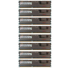 64GB Kit 8x 8GB DELL POWEREDGE R610 R710 R815 R510 C6105 C6145 R720 MEMORY Ram