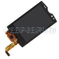 NEW LCD Display+Touch Screen Digitizer Assembly For Sony Ericsson SK17i Black&TN
