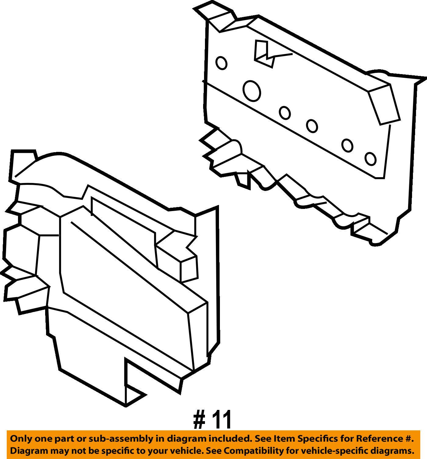 FORD OEM 16-18 Focus 2.3L-L4-Fuse Holder AV6Z14A068B for sale onlineeBay