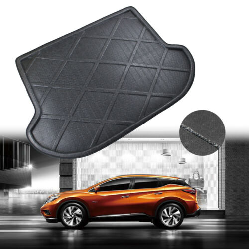Rear Trunk Cargo Boot Mats Liners Floor Tray For Nissan Murano 2015 2016 2017