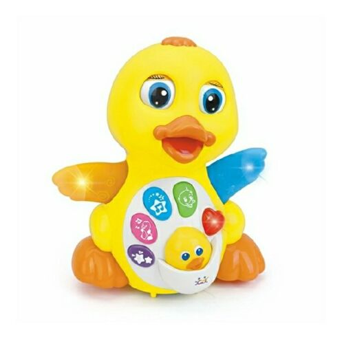 Conzy Baby Music Duck Toys for Intelligence Toddler Toy
