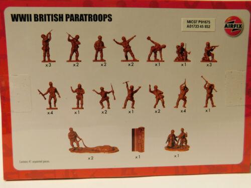 AIRFIX®  1:72 British Paratroops Orginalverpackt  NEU WWII WW II