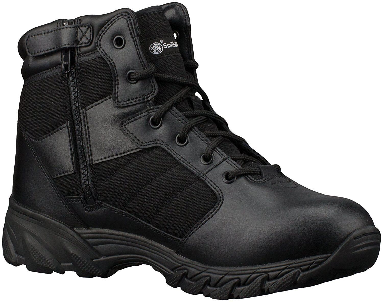 Smith & Wesson Breach 2.0 Men's Tactical Side-Zip 6  Boots