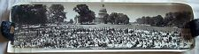 1955 Detroit Mumford High School old very large photograph Washington D.C. trip