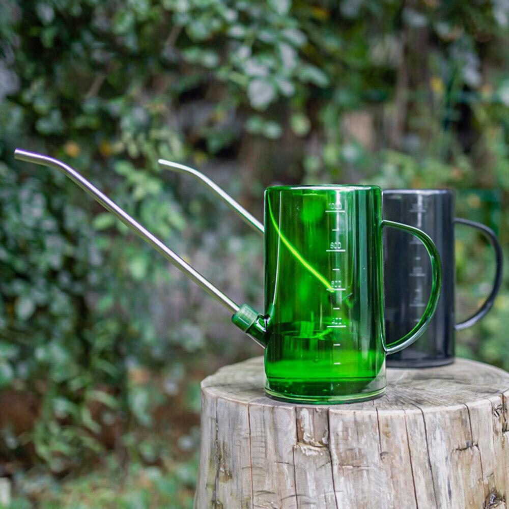 1000ML Bonsai Garden Removable Succulents Watering Can Water Sprayer Kettle