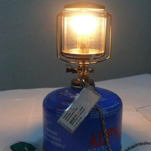 2020 NEW Lantern-Candle-Tent-Lamp-Light Outdoor-Camping-Picnic-Butane-Gas Nice
