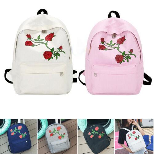 Damen Mini Rucksack Mädchen Schulrucksack Reise Schulter Backpack Freizeittasche