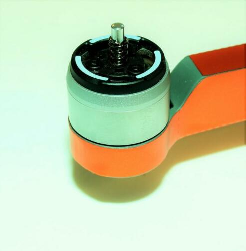 CHROM ORANGE SKIN 3-5 Batterien // Drohne //Zubehör DJI MAVIC PRO // PLATINUM