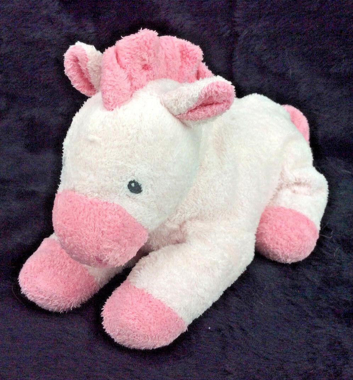 Ty Plufies Rosa Horse Pony 2007 Tylux Plush Horsey Stuffed Animal 8
