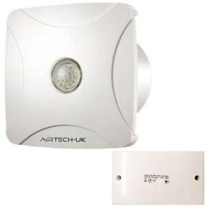 Bathroom Fan Timer Model Shower Light Kit 100mm 4 with Transformer