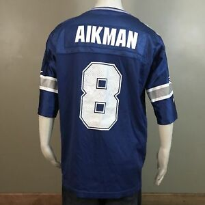 8d2f40b2bc6 Image is loading Rare-Vintage-STARTER-Troy-Aikman-8-Dallas-Cowboys-