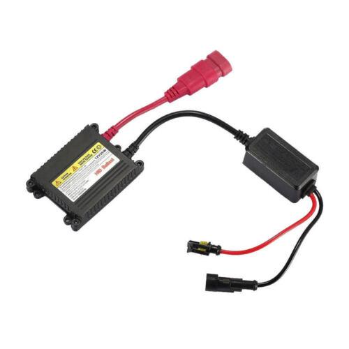 2x 35W//55W Universal Xenon HID Replacement Conversion Kit Digital DC Ballast 12V
