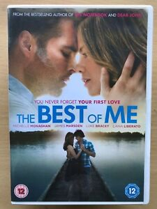 Michelle-Monaghan-James-Marsden-THE-BEST-OF-ME-2014-First-Love-Drama-UK-DVD