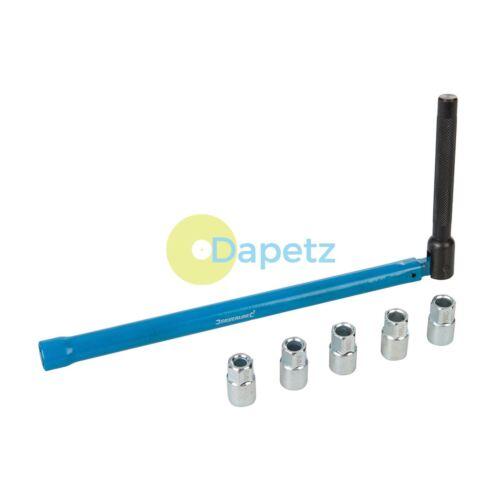 Mono Tap Retour Nut Spanner Outillage 8 9 10 11 12 mm tête inclinable Poignée