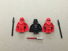 LEGO lot - Darth Vader 2 Royal Imperial Guards Star Wars Minifigure minifig T160