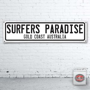 Surfers-Paradise-Banner-heavy-duty-for-workshop-garage-mancave-vw