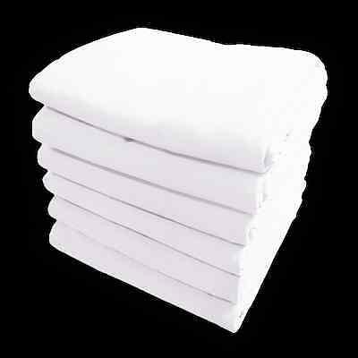 8ft. Decorative Drape - White Poly Premier