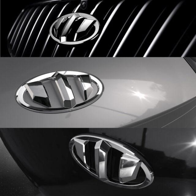 Fit: Hyundai 2017+ Avante AD Brenthon Type 2 Wheel Cap Emblem