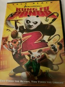 Kung Fu Panda 2 Dvd 2011 Dreamworks 97361166148 Ebay